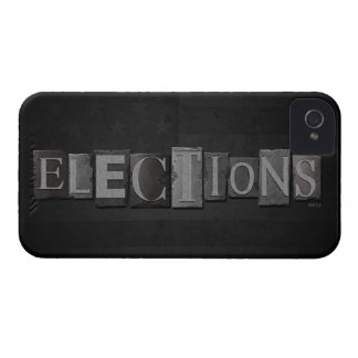 Elections Case-Mate iPhone 4 Case