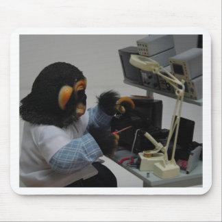 electonics camera technician mouse pad