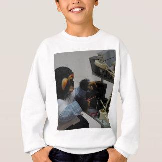 electonics camera technician sweatshirt