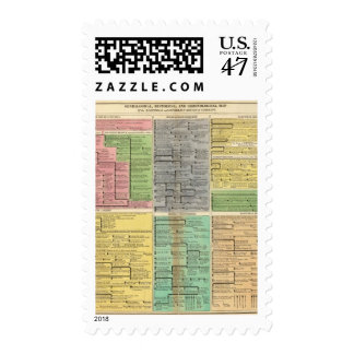 Electoral and Sovereign Houses  of Germany Postage Stamp