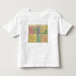 Electoral and Sovereign Houses  of Germany Toddler T-shirt