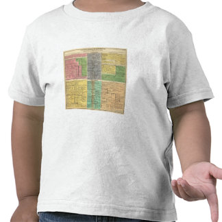 Electoral and Sovereign Houses of Germany Tee Shirt