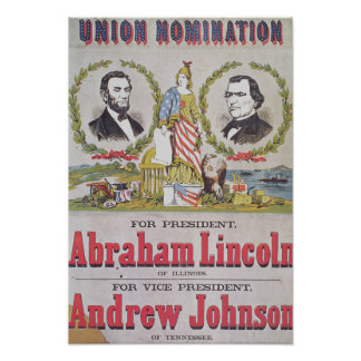 Electoral campaign poster for the Union