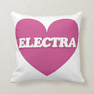 Electra lindo almohada