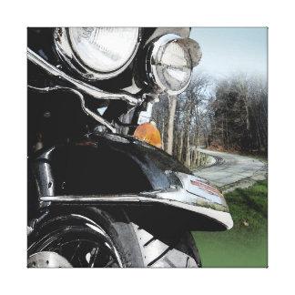 Electra Ride Canvas Print