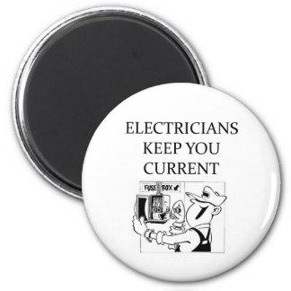 ELECTRCIANS IMANES DE NEVERA