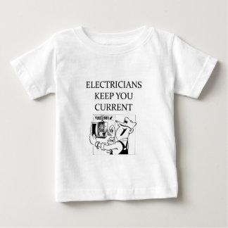ELECTRCIANS INFANT T-SHIRT