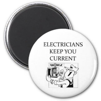 ELECTRCIANS 2 INCH ROUND MAGNET