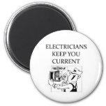 ELECTRCIANS REFRIGERATOR MAGNETS