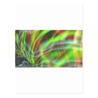 Electric Algea Postcard