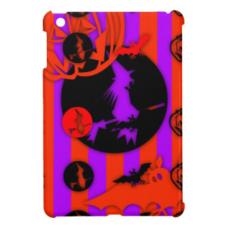 Electric and Pop Colors Halloween iPad Case