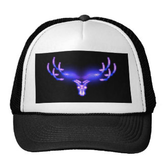 Electric Antlers Mesh Hat