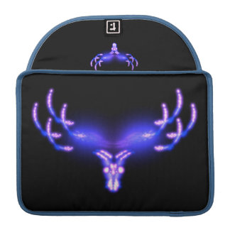 Electric Antlers Sleeve For MacBook Pro