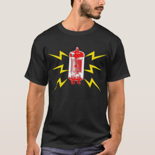 Ba Zn Ga Elements Periodic Table Symbols Sheldon Science Show Bolt Men/'s T-Shirt
