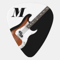 Electric Bass Guitar Guitar Pick