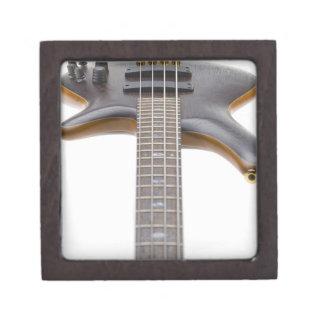 Electric Bass Guitar Premium Keepsake Boxes