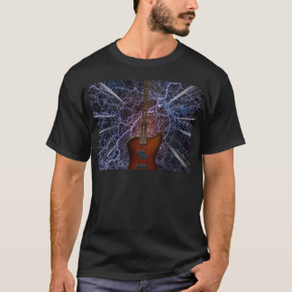 Electric Bass Guitar T-Shirt
