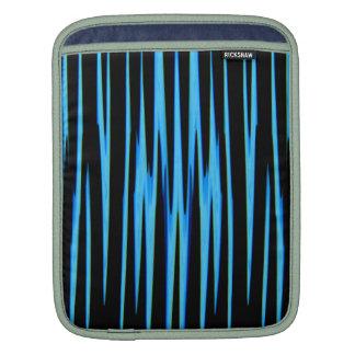 ELECTRIC BLUE (an abstract art design) ~ iPad Sleeve