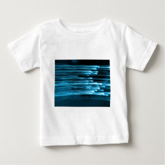 Electric Blue Baby T-Shirt