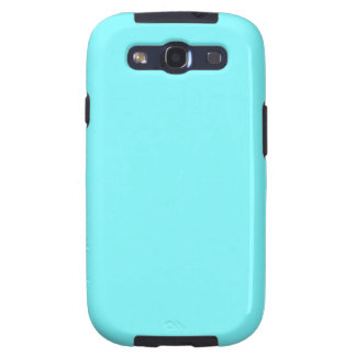 Electric Blue Galaxy S3 Case