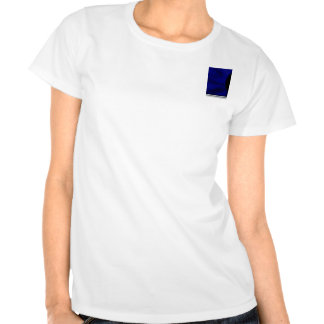 Electric Blue Curve Tees