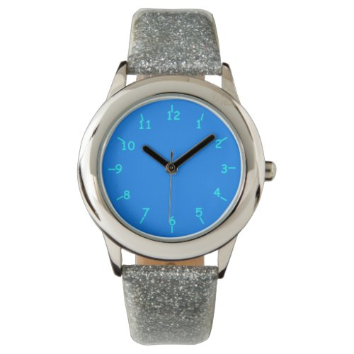 Electric Blue Duos Watch