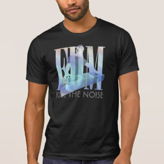 ELECTRIC BLUE EDM KILL THE NOISE T-Shirt