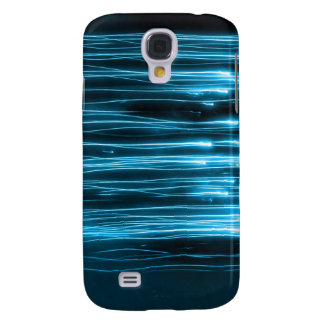 Electric Blue Galaxy S4 Cover