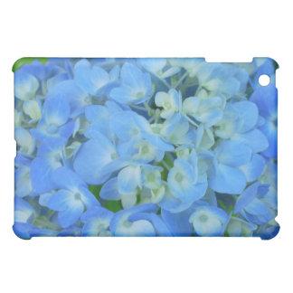 Electric Blue Hydrangeas Cover For The iPad Mini