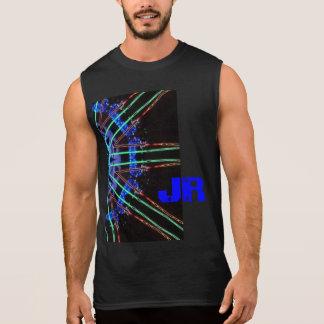 Electric Blue JR Sleeveless Shirt