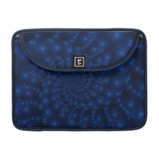 "Electric Blue Macbook Pro 13"" Sleeve"