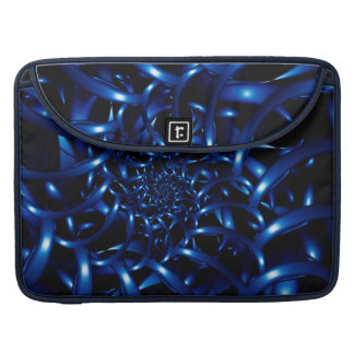 "Electric Blue Macbook Pro 15"" Sleeve"