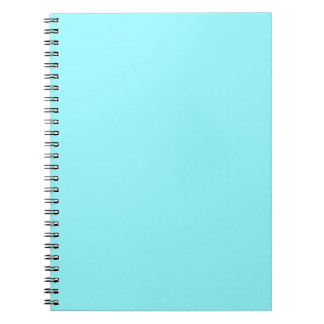 Electric Blue Note Books