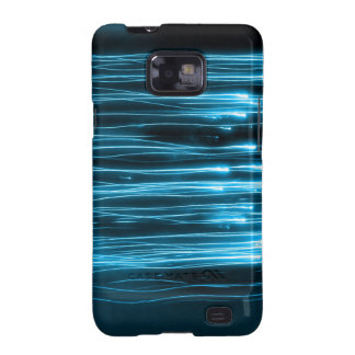 Electric Blue Samsung Galaxy SII Covers