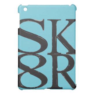 Electric Blue SK8R Mini iPad Cover