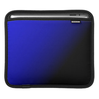 Electric Blue Sleeve For iPads