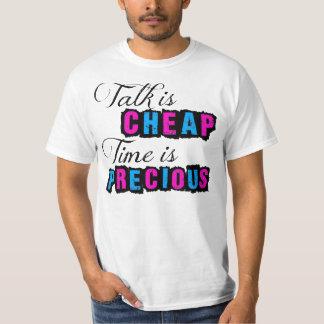 ELECTRIC BLUES (pink laces) T-Shirt