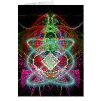 Electric Buddha Cards