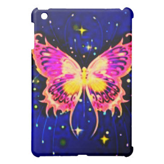Electric Butterflies Case For The iPad Mini