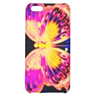 Electric Butterflies iPhone 5C Cases