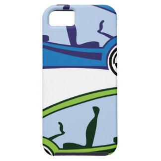Electric Car iPhone SE/5/5s Case