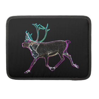 Electric Caribou Sleeve For MacBooks