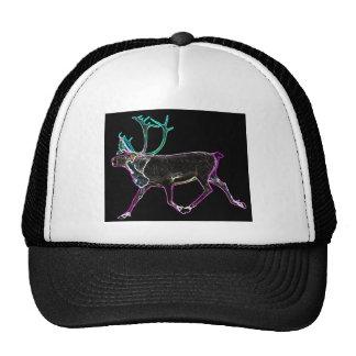 Electric Caribou Trucker Hat
