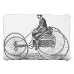 Electric Cart - Vintage Victorian Illustration Case For The iPad Mini
