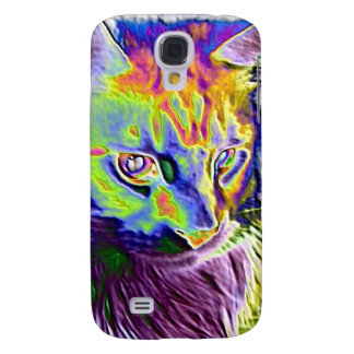 Electric Cat Samsung Galaxy S4 Cover