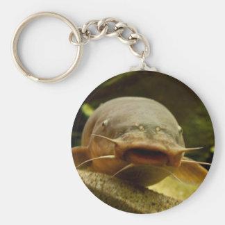 Electric catfish keychain