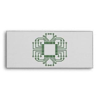 Electric Circuit Board Processor Envelopes