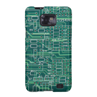 Electric circuit layout samsung galaxy SII case