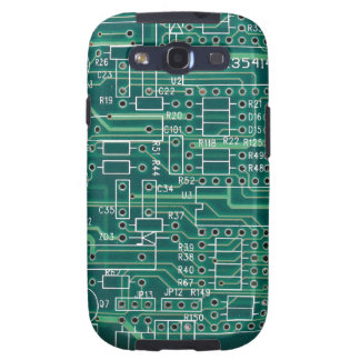 Electric circuit layout galaxy s3 case