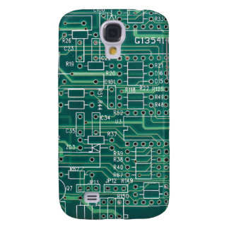 Electric circuit layout galaxy s4 case